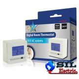 Termostat digital, HQ, Pentru centrala termica