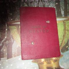 carnet de mester vechi pentru geamgiu n26