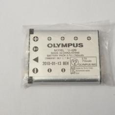 Baterie acumulator original aparat foto OLYMPUS Li-42B - nou sigilat