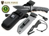Cutit de vanatoare Umarex Elite Force EF 703 Kit, Cutit tactic