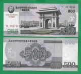 = COREA DE NORD - 500 WON - 2008 - UNC   =