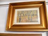 Tablou vechi-Padure-Rudolf Schweitzer Cumpana