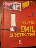 EMIL SI DETECTIVII (Cartile de Aur) - Erich Kastner