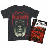 Tricou Unisex Behemoth: Realm Of The Damned (tricou + roman grafic)