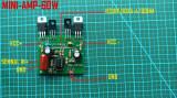 Modul amplificator Audio 60w, Hama