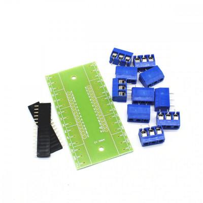 Kit adapter board v1.0 for Arduino Nano (a.582) foto