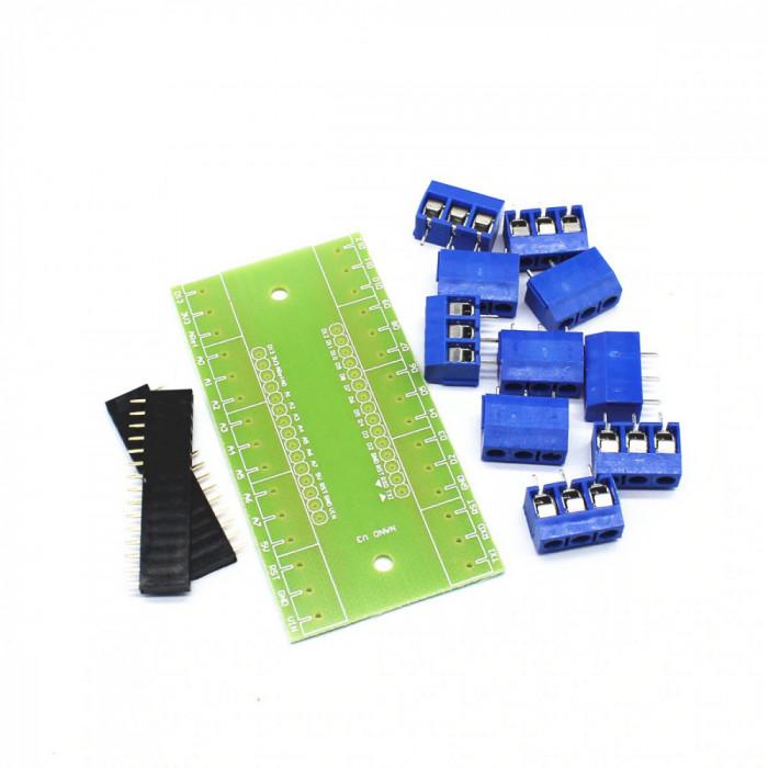 Kit adapter board v1.0 for Arduino Nano (a.582)