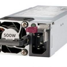 Sursa HP 865408-B21, 500W, 80 PLUS Platinum