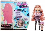 LOL Surprise O.M.G. Winter Chill Big Wig si sora ei Madame Queen