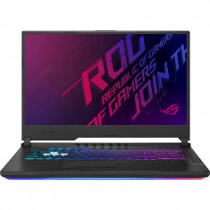 Laptop ASUS Gaming 17.3'' ROG Strix G G731GV, FHD 120Hz, Intel Core i7-9750H , 16GB DDR4, 512GB SSD, GeForce RTX 2060 6GB, No OS, Black