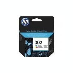 Cartus Color Nr.302 F6U65AE Original HP Deskjet 2130 AIO
