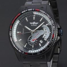 Ceas Barbati, WINNER, Mecanic-Automatic, Afisaj Analog, model FLD142