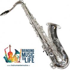 Saxofon Tenor ARGINTIU Karl Glaser Saxophone Bb Si bemol