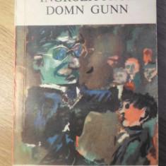 INGROZITORUL DOMN GUNN - ROBERT GRAVES