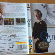 THE QUEEN   ( 2006 ) DVD ORIGINAL