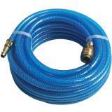 Cumpara ieftin Furtun aer comprimat din PVC cu insertie textila Guede GUDE41404, 10 m, 6 mm