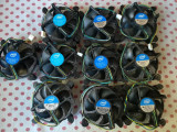 10 x Cooler CPU Intel Stock socket 1150/1151/1155/1156.