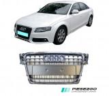 Grila radiator cu emblema Audi A4 B8 2007|2008|2009|2010|2011|2012
