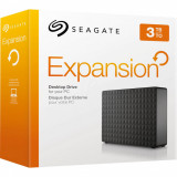 Hard Disk Extern Seagate Expansion 3.5 3TB USB 3.0