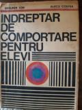 Indreptar de comportare pentru elevi Alecu Costea1986