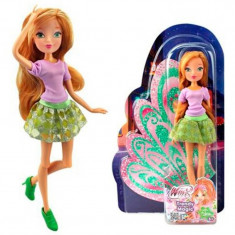 Papusa Winx Zana Trendy Magic Flora, 3 ani+