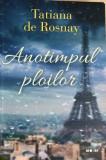 Anotimpul ploilor Tatiana de Rosnay, Litera, 2019