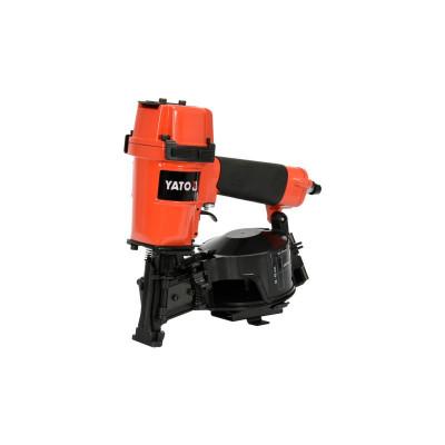 YATO Capsator pneumatic pentru batut cuie 22-45 mm foto
