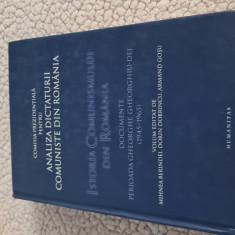 Analiza dictaturii comuniste din România.Humanitas.