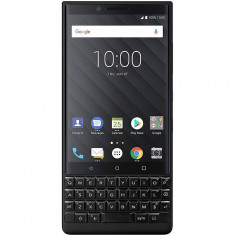 Telefon mobil BlackBerry Key 2 PRD-63828-009 Dual SIM 128GB 4G Diagonala display 4.5 inch Qualcomm Snapdragon 660 NFC GPS Negru