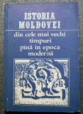 Istoria Moldovei din cele mai vechi timpuri până în epoca modernă