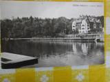 CP Ocna Sibiului-lacul Horia- vedere circulata 1963