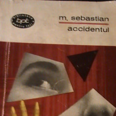 ACCIDENTUL-MIHAIL SEBASTIAN-335 PG-