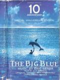 Caseta The Big Blue (Original Motion Picture Soundtrack) , originala