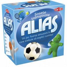 Joc Alias mini - Sosete transpirate