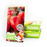 Set rasadnita medie tomate inima de bou