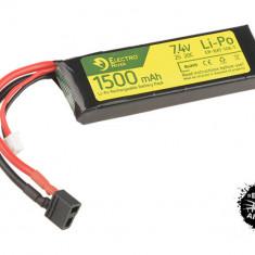 Acumulator LiPo 7.4V 1500mAh 20/40C T-Connect [ELECTRO RIVER]