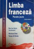 Limba franceza. Manual pentru clasa a IX-a. Limba moderna 1