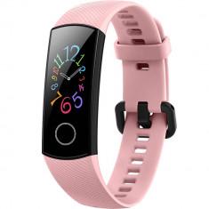 Bratara Fitness Huawei Honor Band 5 Pink EU Specs