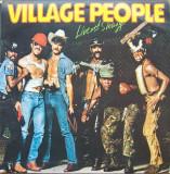VINIL  Village People – Live And Sleazy DUBLU LP 2XLP VG+