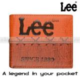 LEE – Portofel vintage (unisex), Coffee, Lee Cooper