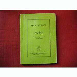 Mihai Eminescu - Poezii - Versiune In Grai Aroman de Ionel Zeana