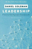 Leadership: Puterea inteligentei emotionale - selectie de texte/Daniel Goleman, Curtea Veche, Curtea Veche Publishing