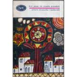 Flori alese din poezia populara - Poezia obiceiurilor traditionale