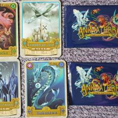 6 carduri Animatera (4 desfacute si 2 in tipla)