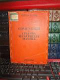 MIRCEA ELIADE - COMENTARII LA LEGENDA MESTERULUI  MANOLE , ED. 1-A , 1943
