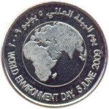 Emiratele Arabe Unite 1 Dirham 2009 - (World Environment Day) KM-101 UNC !!!