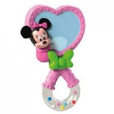 Jucarie zornaitoare sub forma de oglinda Minnie Mouse Clementoni foto