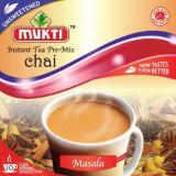 MUKTI Instant Tea Masala Unsweetened (Ceai Masala Instant Neindulcit - 10... | arhiva Okazii.ro