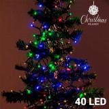 Lumini de Crăciun (40 LED)