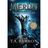 Carte Editura Litera, Merlin. Anii pierduti. T.a. Barron. Cartea I